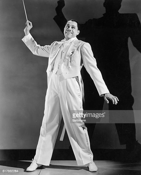 Cabell Cab Calloway American singer and bandleader Delightfully Dangerous Undated photograph