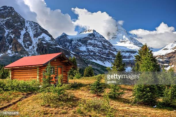 Cabin am Mount Assiniboine
