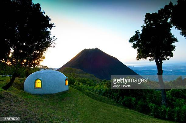 Cabin, Cerro Verde National Park, El Salvador