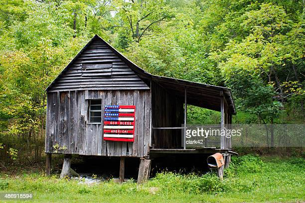 Cabin Folk Art