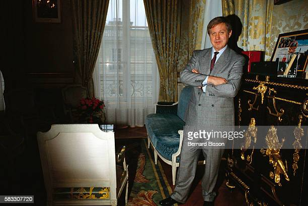 Gilles Menage is aide to President Francois Mitterand and director of his cabinet. In 1993, Menage would be implicated in the French government's...