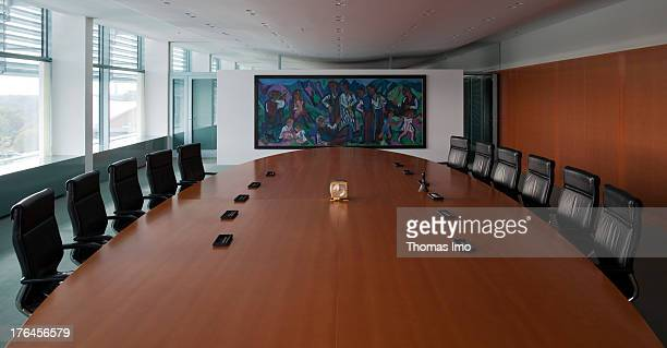Cabinet Room of the Federal Chancellery
