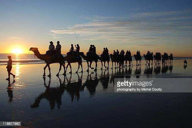 Cable beach, Australia