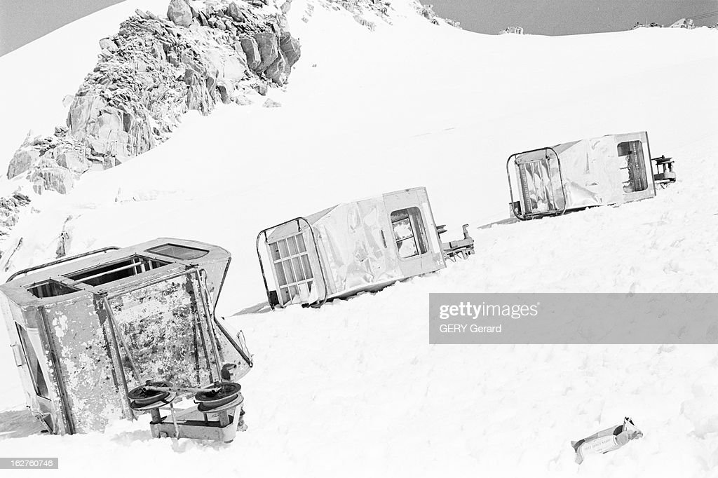 Cable Car Accident In Chamonix Pictures | Getty Images