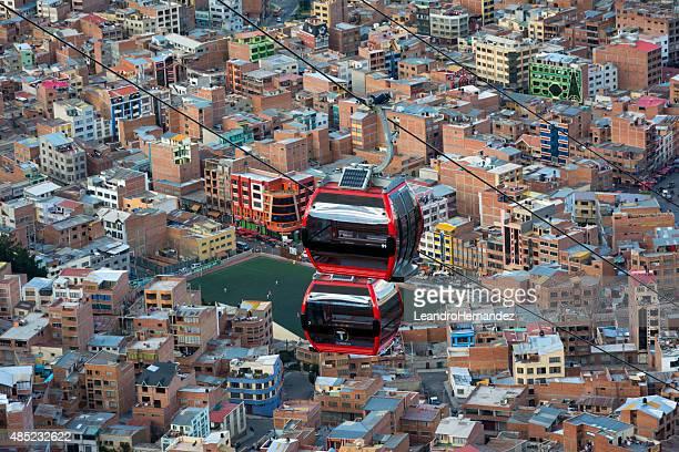 Tranvía en Bolivia