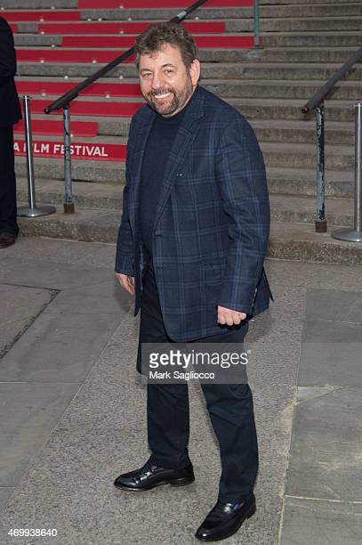 Cablevision CEO James Dolan attends the Tribeca Film Festival's Vanity Fair Party at State Supreme Courthouse on April 14 2015 in New York City