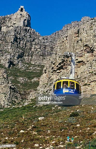 Cableway, Table Mountain, Cape Town, Western Cape