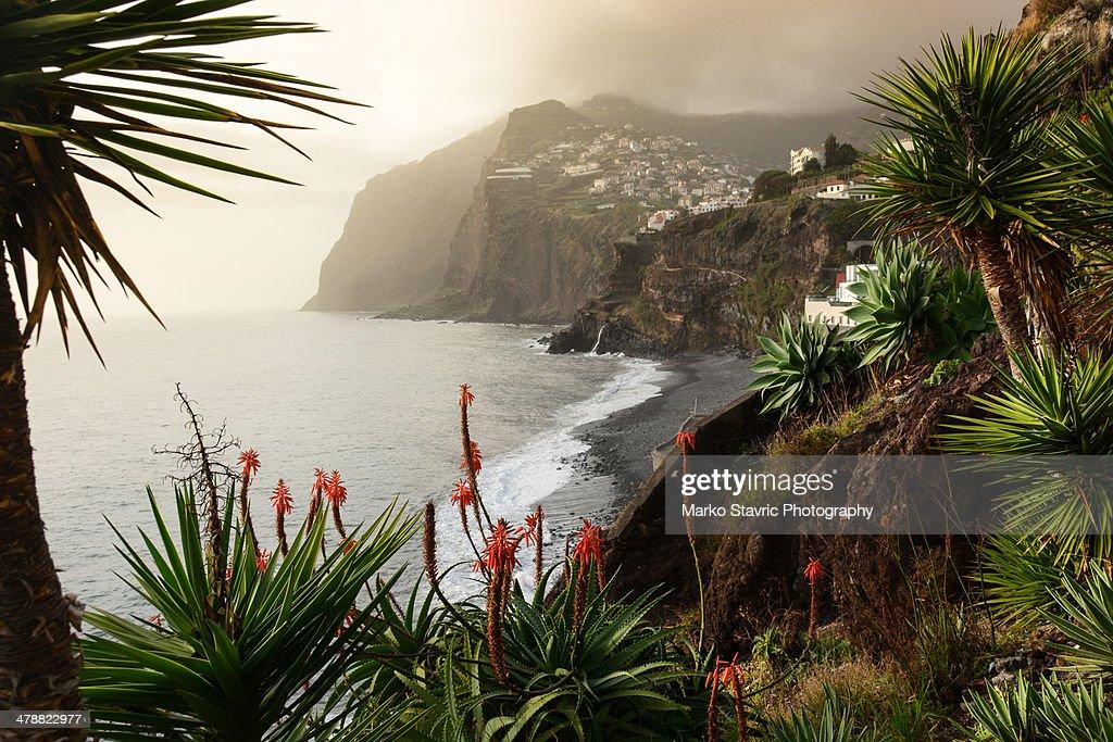 Cabo Girao : Stock Photo