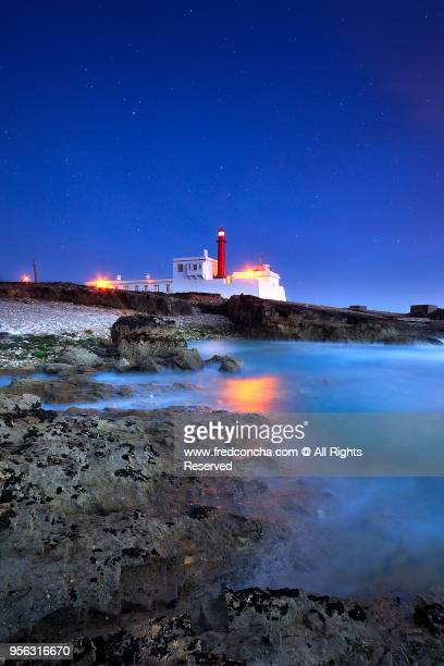 Cabo Raso lighthouse in Portugal