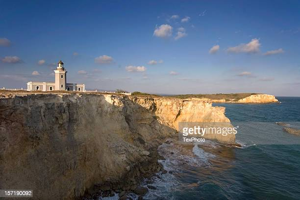 Cabo Rojo Lighthouse on the Cliffs