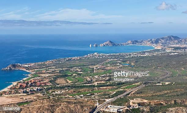 Cabo San Lucas Aerial View