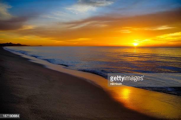 Cabo San Lucus lever du soleil