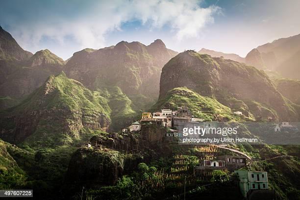 Cabo Verde, Santo Antão, Fontainhas