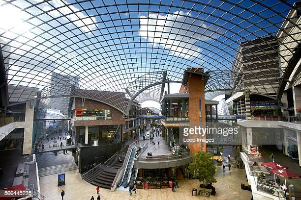Cabot Circus a state of the art shopping and leisure centre opened in 2008
