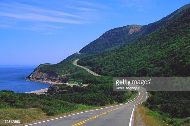 Sentier Cabot Nouvelle-Écosse