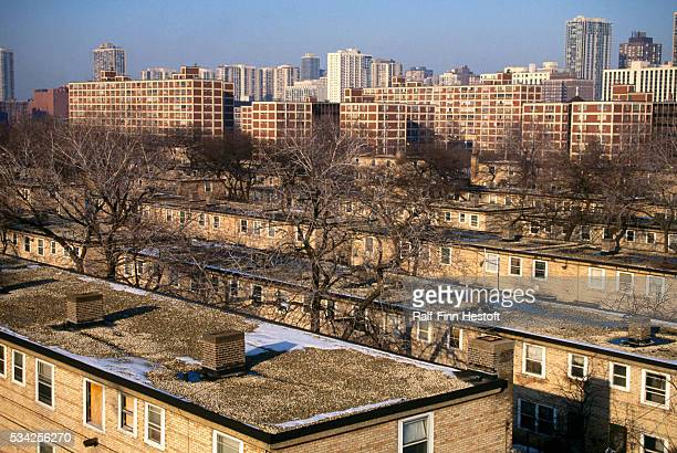 CabriniGreen is a 70acre low income housing project in Chicago