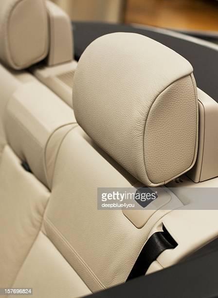 cabrio rear seats