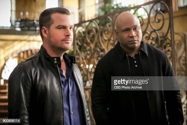 'Cac Tu Nhan' Pictured Chris O'Donnell and LL COOL J While Hetty is being tortured by her captors in Vietnam Eric and Nell find a clue to her...