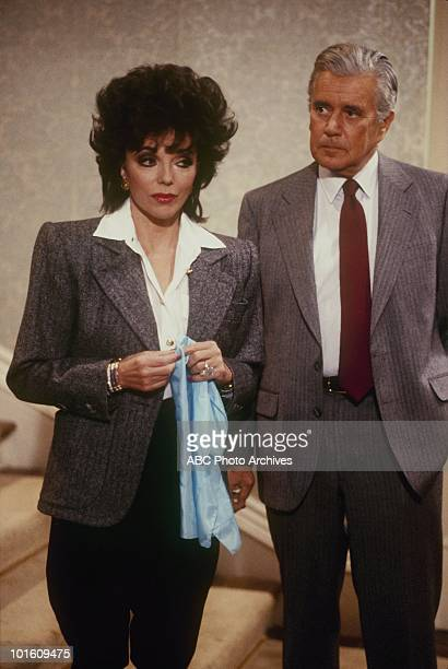 DYNASTY Cache 22 Airdate on May 10 1989 JOAN
