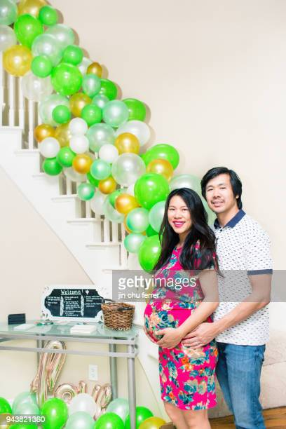 Cactus and Succulent Baby Shower Green Balloons