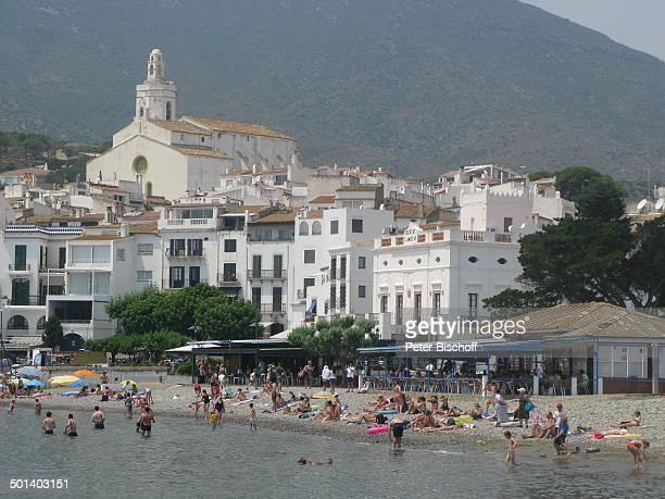 Cadaques Costa Brava Katalonien Spanien Europa Bucht Meer Mittelmeer Strand Reise BB DIG PNr 416/2013