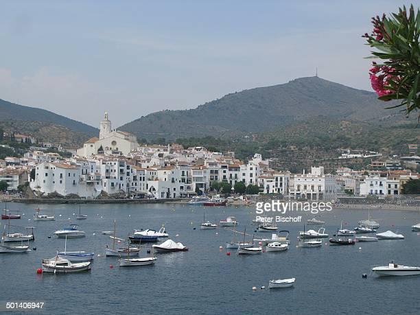Cadaques, Costa Brava, Katalonien, Spanien, Europa, Bucht, Meer, Mittelmeer, Boote, Reise, BB, DIG; P.-Nr.: 416/2013, ;