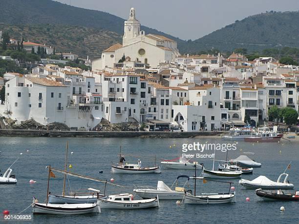Cadaques, Costa Brava, Katalonien, Spanien, Europa, Bucht, Strand, Meer, Mittelmeer, Boote, Reise, BB, DIG; P.-Nr.: 416/2013, ;