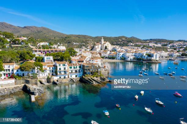 cadaques - spain stock pictures, royalty-free photos & images