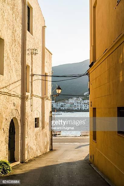 Cadaqués' street