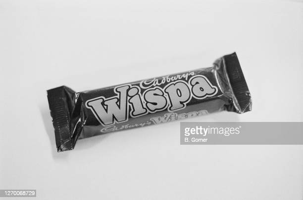 Cadbury's Wispa chocolate bar, 12th February 1985.