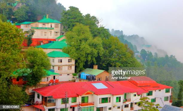 cadet college murree buildings - punjab university stock pictures, royalty-free photos & images