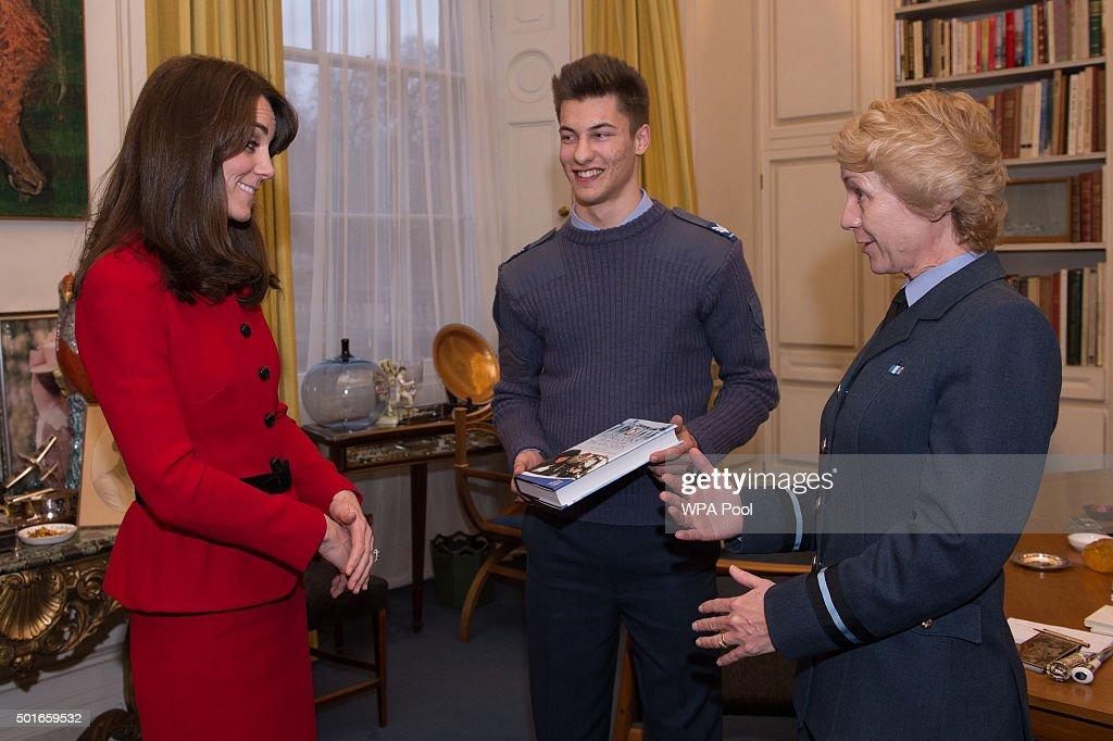 Audience with the Duke of Edinburgh : News Photo