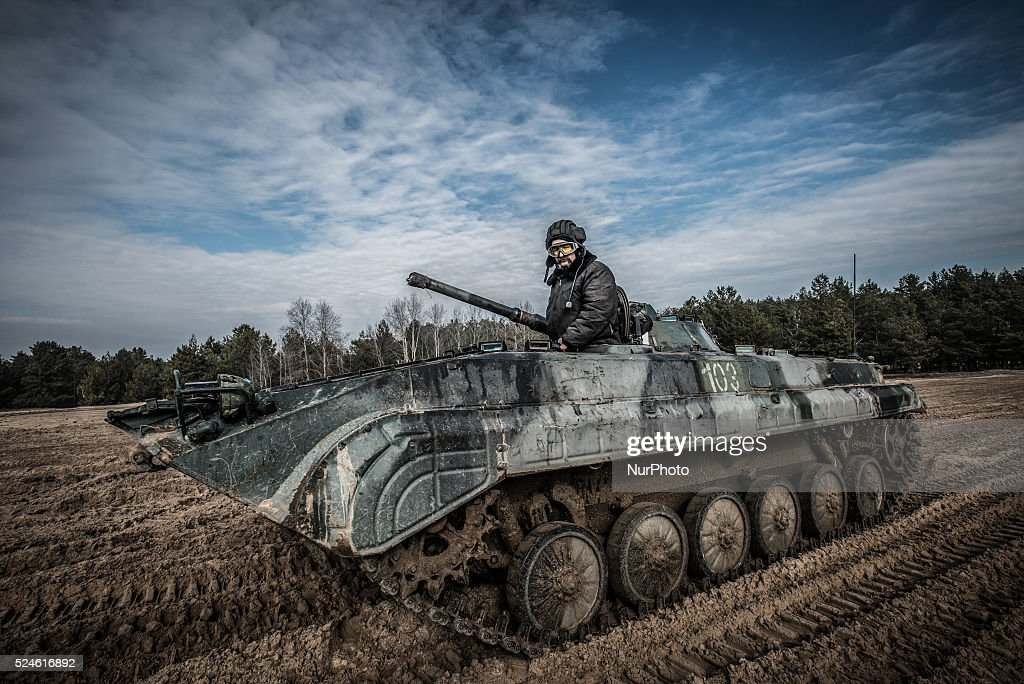 Training Center for Ukrainian Ground Forces : Fotografia de notícias