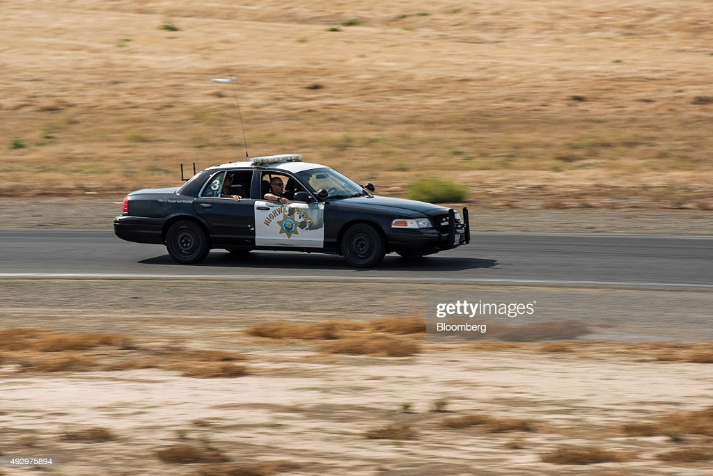 Inside The California Highway Patrol Academy  As Cops Lured Away While Economy Surges : Nieuwsfoto's