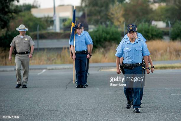 32 Inside The California Highway Patrol Academy As Cops