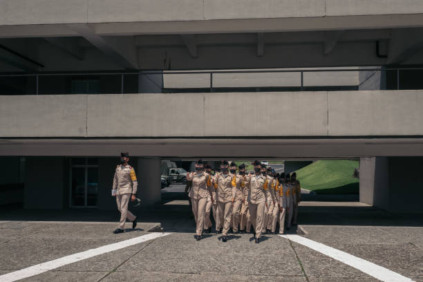 MEX: Heroic Military College As Amlo Proposes To Incorporate National Guard Into Army
