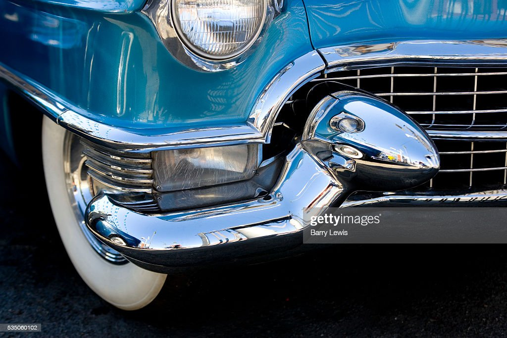USA - California - Los Angeles - 1955 Cadilac Eldorado Convertible ...