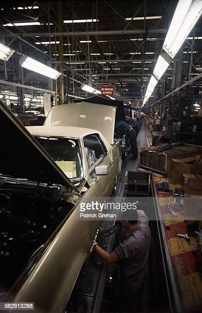 Cadillac Assembly Line