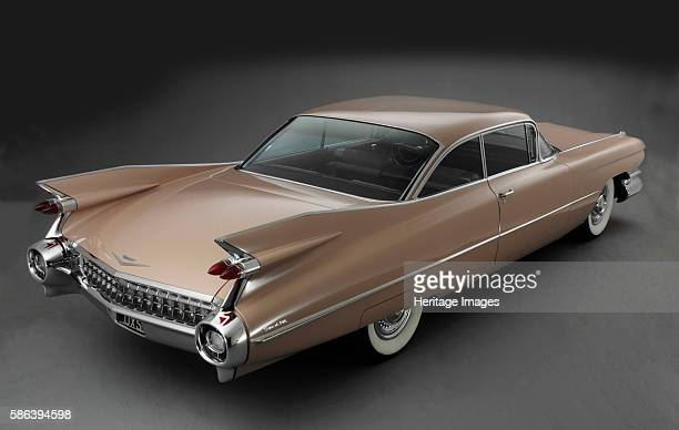 Cadillac Coupe De Ville. Artist: Unknown.