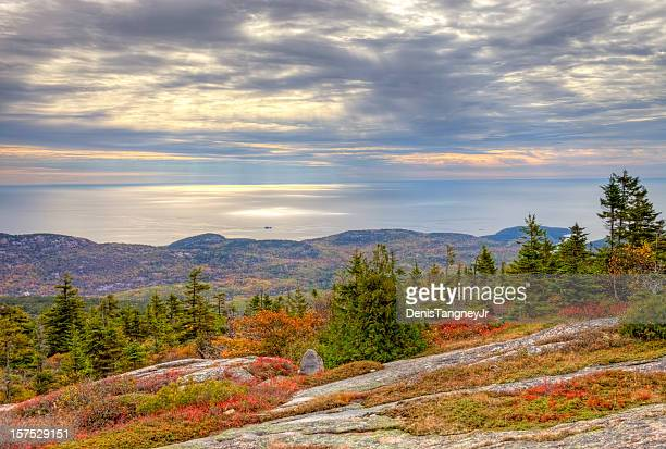 Cadillac Mountain in Maine