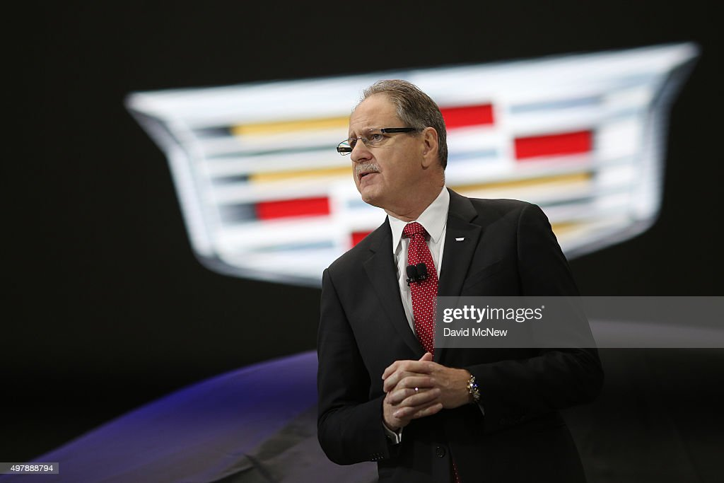LA Auto Show Previews New Models From Top Manufacturers : News Photo