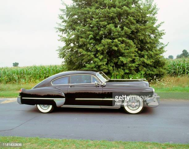 Cadillac series 61 Fastback. Creator: Unknown.