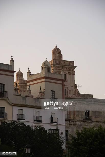 Cadiz lookout towers