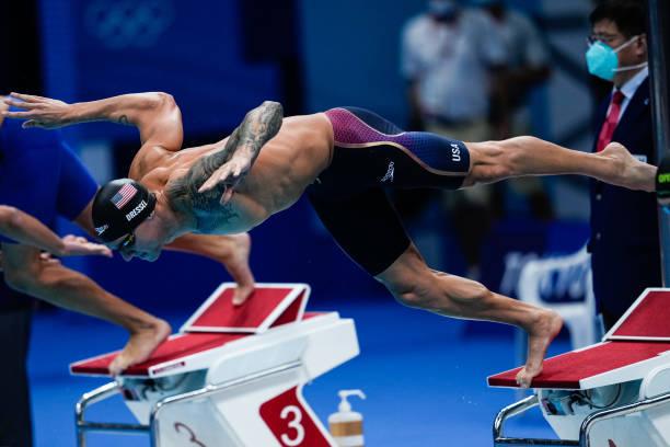 JPN: Swimming - Tokyo 2020 Olympics - Day 8