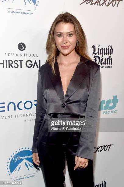 Caelynn MillerKeyes attends Thirst Project 10th Annual Thirst Gala at The Beverly Hilton Hotel on September 28 2019 in Beverly Hills California