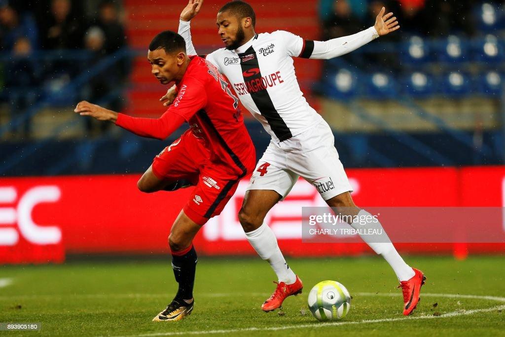 SM Caen v EA Guingamp - Ligue 1