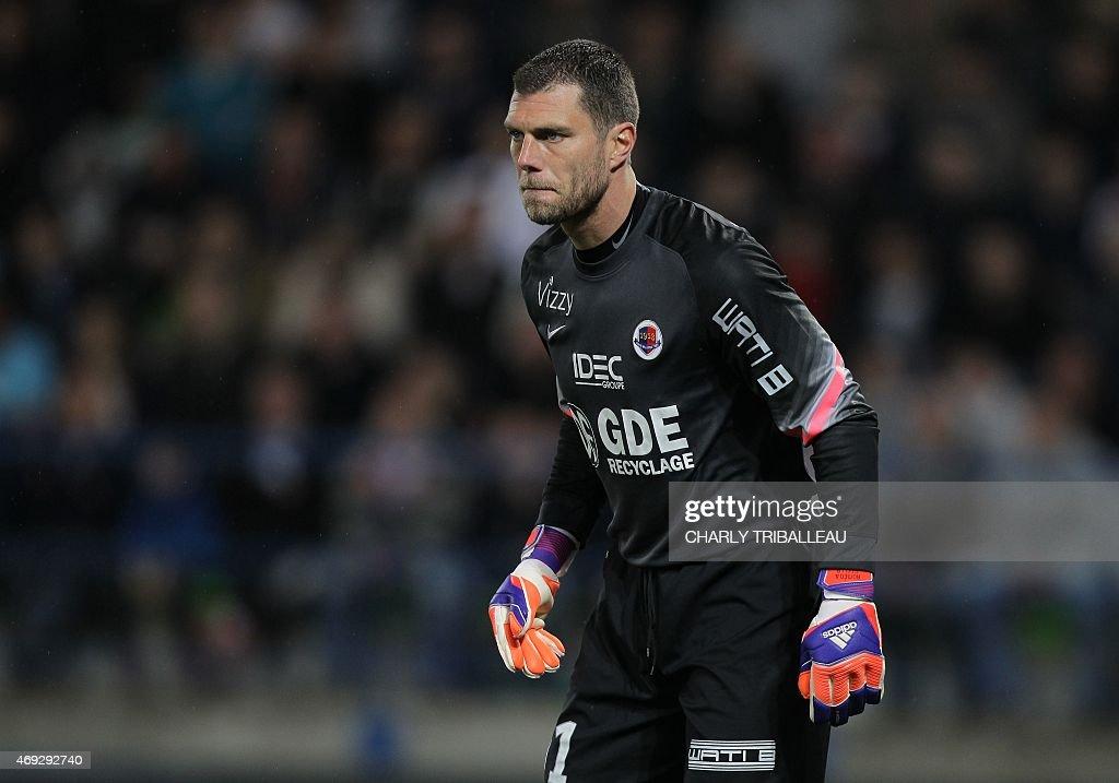 SM Caen v AS Monaco FC  - Ligue 1