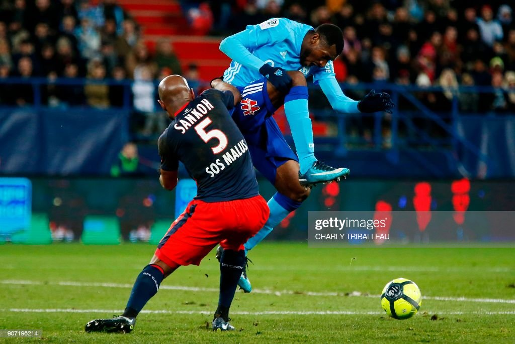 SM Caen v Olympique Marseille - Ligue 1