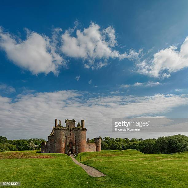 CONTENT] Caerlaverock Castle dating from the 13th century near Dumfries Dumfries and Galloway Scotland United Kingdom Europe
