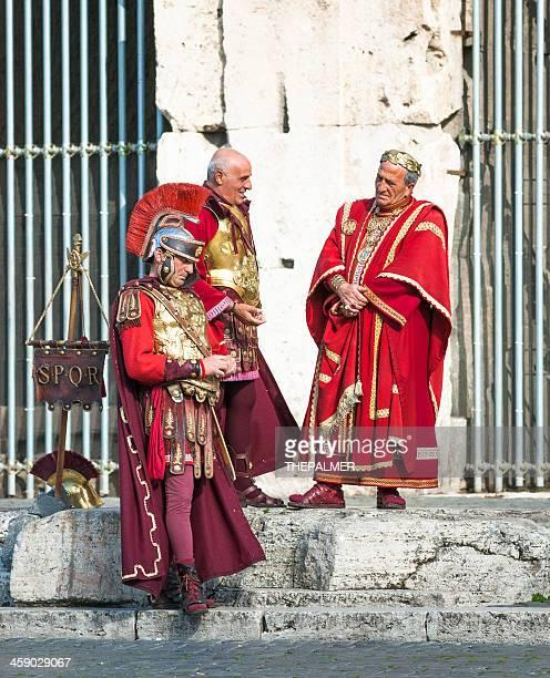 Caesar e centurions